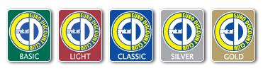 EDC-logók