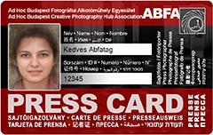 tagkártya-minta