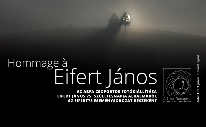 Hommage à Eifert János
