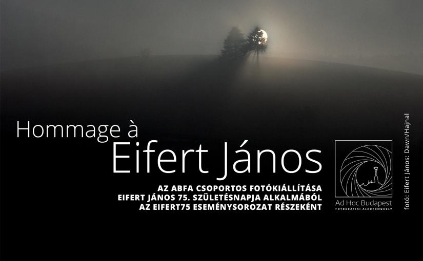 Hommage à János Eifert